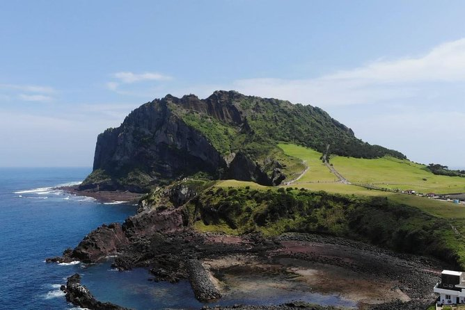 Jeju Island Small Group Full Day Tour - East Course