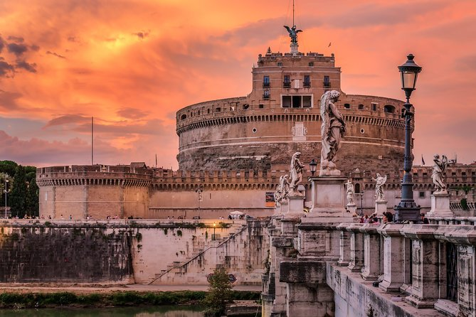 Exclusive | Castel Sant Angelo - Tomb of Hadrian Private Guided Tour