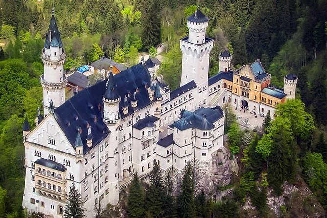 Neuschwanstein professional helicopter ride (90 Min) photo 8