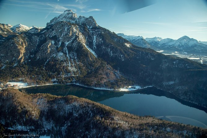 Neuschwanstein professional helicopter ride (90 Min) photo 12