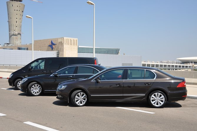 Private Transfer from Jerusalem to Ben Gurion Airport