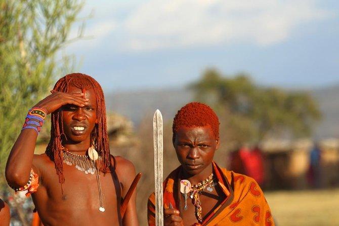 3 Days Masai Mara Experience