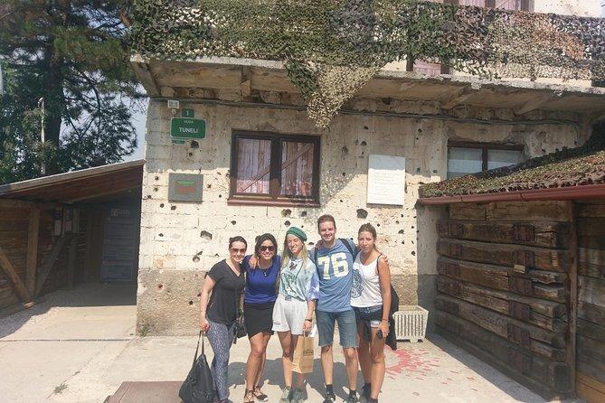Sarajevo War Tour with TRAVELPLUS