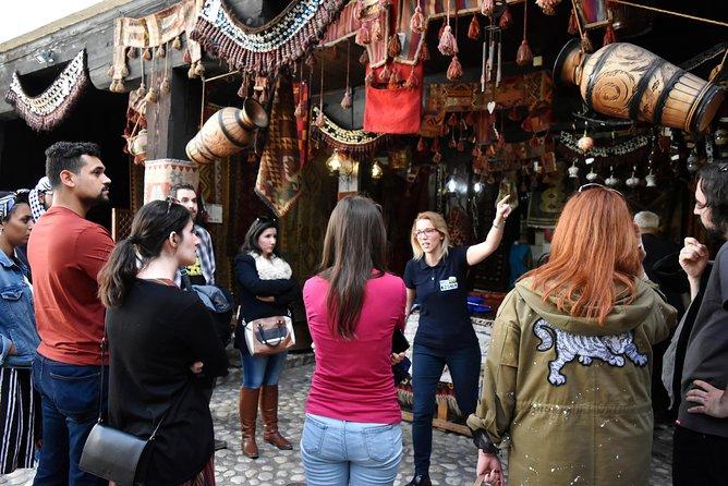 Old Town of Sarajevo Walking Tour