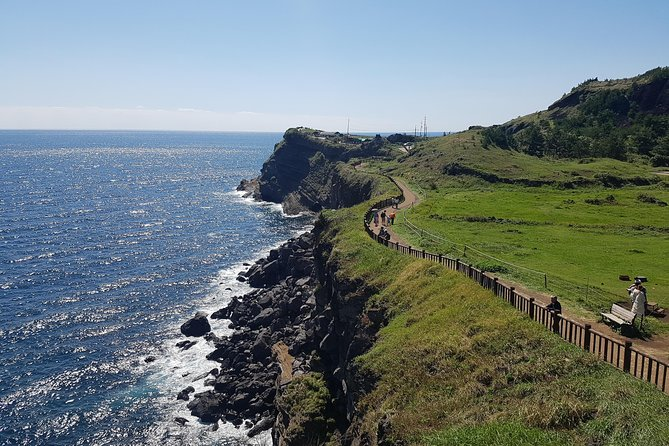 Jeju Island Small Group Full Day Tour - South Course