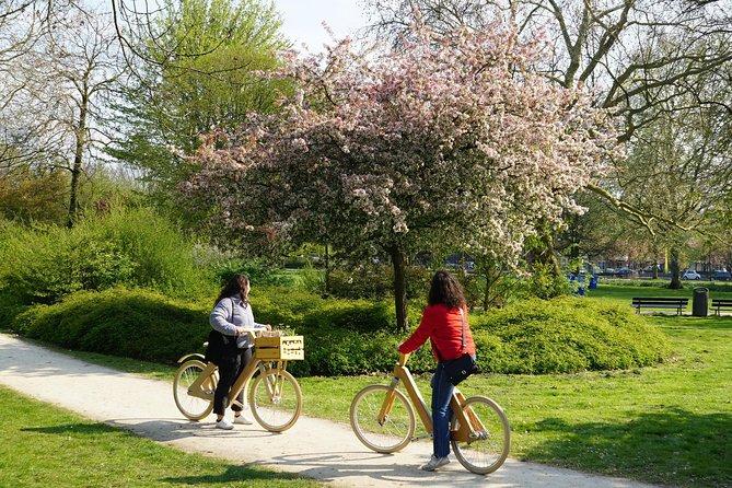 Wooden Bike Experience