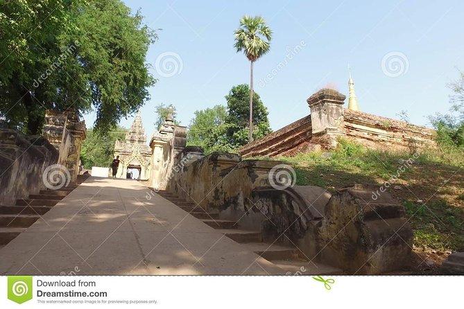 Acient Capitals of Myanmar Tour