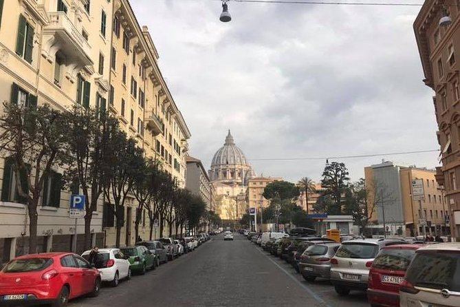 Transfer from Rome to Rome railway stations