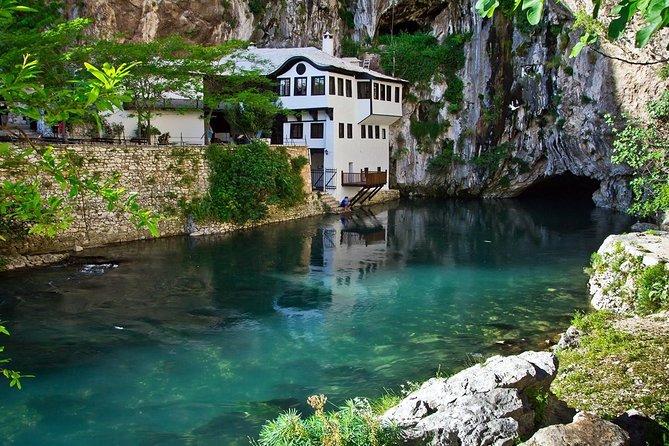 Mostar-Konjic- Blagaj- Pocitelj Daily Tour ALL INCLUDED