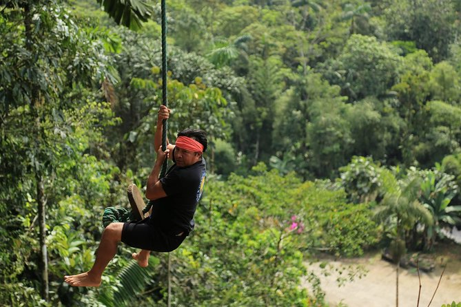 One Day In The Jungle And At Night All Inclusive Night Tours