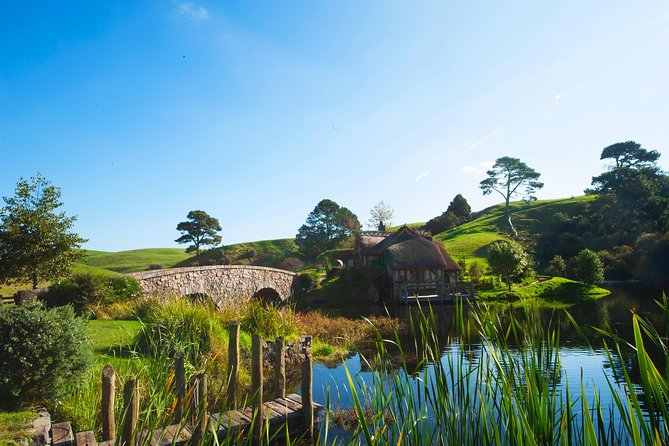 Hobbiton Movie Set Tour from Auckland (return)