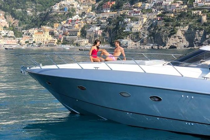 Capri Luxury Boat Tour Full Day by private boat Sunkeer 60 photo 7