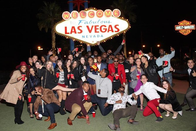 Las Vegas Hip Hop Club Crawl by Party Bus