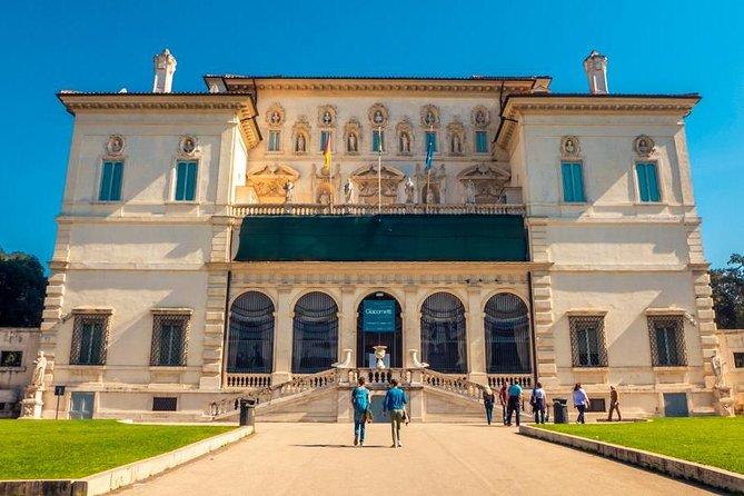 Borghese Gallery & Caravaggio in S.ta Maria in Popolo, Baroque Rome Private Tour