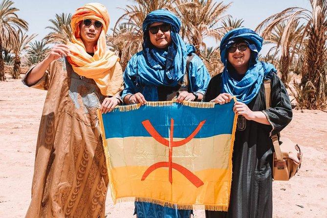 3 Days 2 Nights tour from Marrakech to Marrakech via Merzouga Sahara Desert