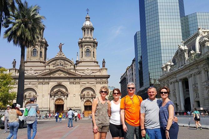 3-Day Private Tour Exploring Chile: Santiago - Valparaiso - Andes Mountain
