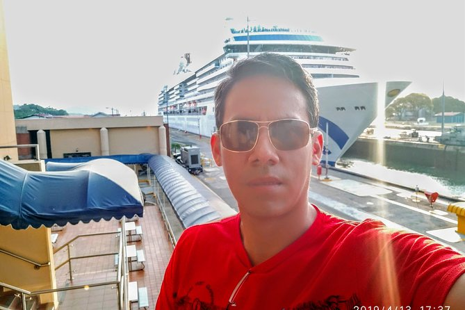 Layover City tour and Panama Canal Visit