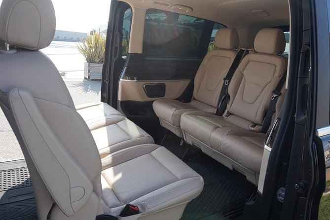 Private Cruise Port Transfer to Barcelona Airport or hotel