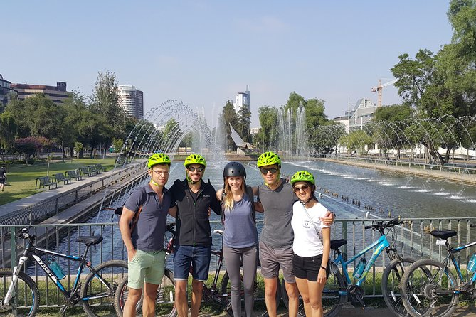 Private Full-Day Bike Tour of Santiago Cultural 5-6 hrs photo 7