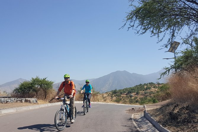 Private Full-Day Bike Tour of Santiago Cultural 5-6 hrs photo 2
