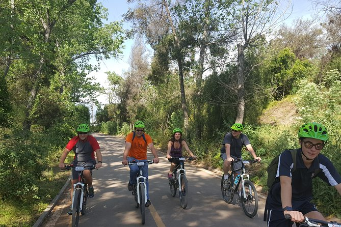 Private Full-Day Bike Tour of Santiago Cultural 5-6 hrs photo 12
