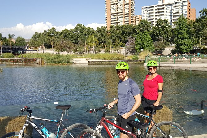 Private Full-Day Bike Tour of Santiago Cultural 5-6 hrs photo 15
