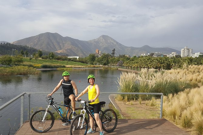 Private Full-Day Bike Tour of Santiago Cultural 5-6 hrs photo 4