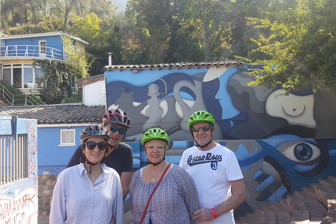 Private Full-Day Bike Tour of Santiago Cultural 5-6 hrs photo 14