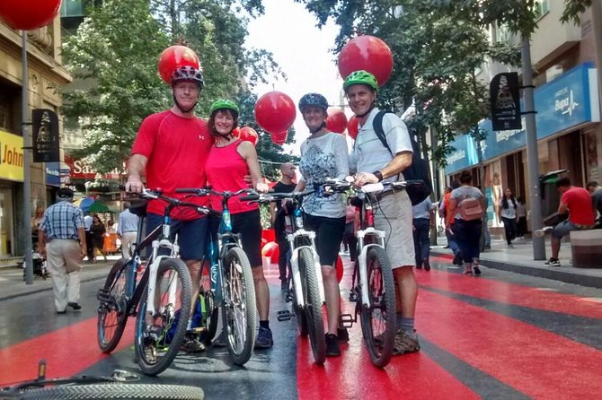 Private Full-Day Bike Tour of Santiago Cultural 5-6 hrs photo 3