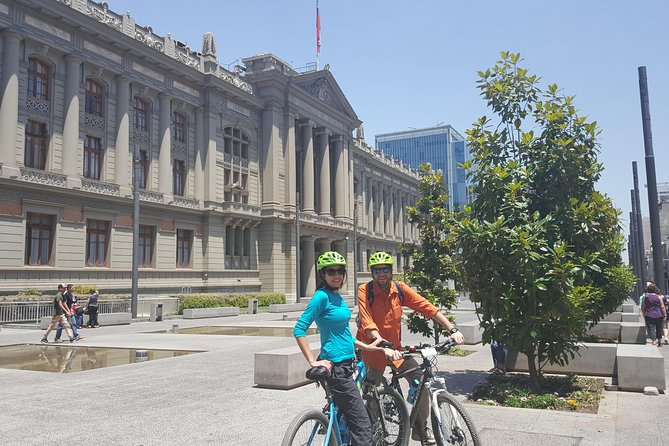 Private Full-Day Bike Tour of Santiago Cultural 5-6 hrs photo 10