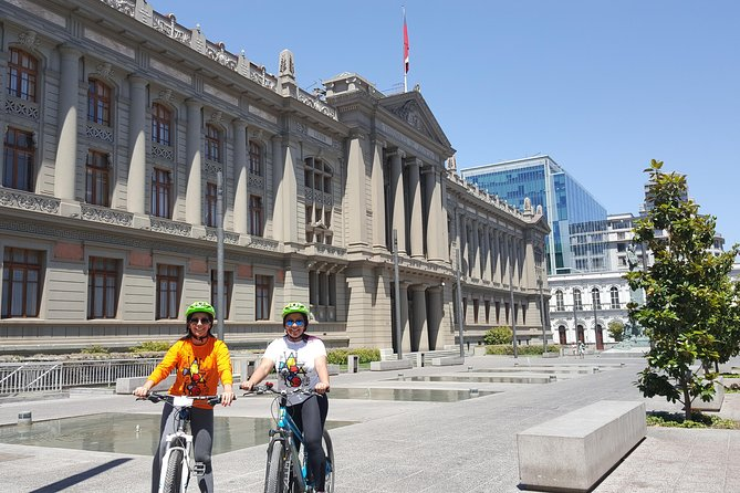 Private Full-Day Bike Tour of Santiago Cultural 5-6 hrs photo 13