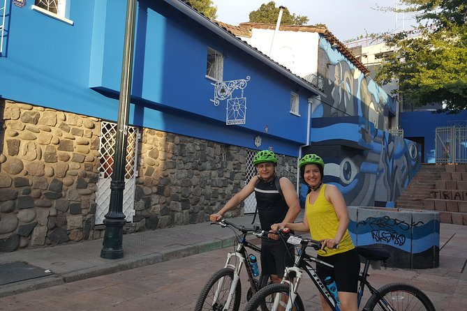 Private Full-Day Bike Tour of Santiago Cultural 5-6 hrs photo 8