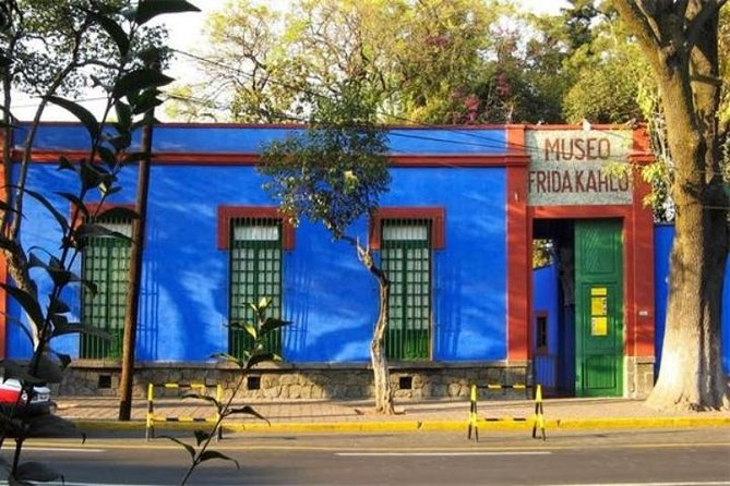 UNAM, Xochimilco and Frida Kahlo