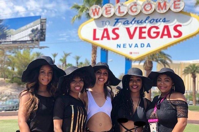 Las Vegas Hip Hop Club Crawl with Party Bus Experience & unlimited liquor