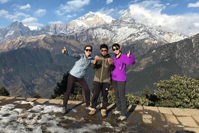 Ghorepani - Poon Hill Trek 3N-4D