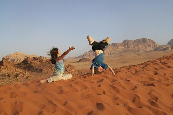 Petra and Wadi Rum from Aqaba