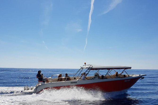 Private Transfer by Speedboat from Split Airport to Hvar