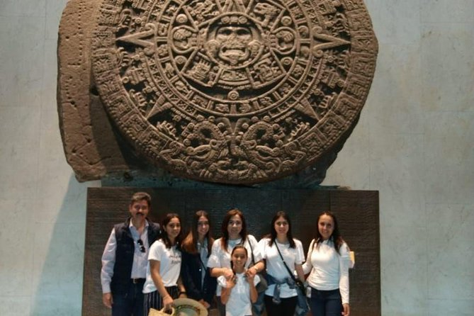Anthropology Museum Private Experience Walking Tour, Ciudad de Mexico, MEXICO