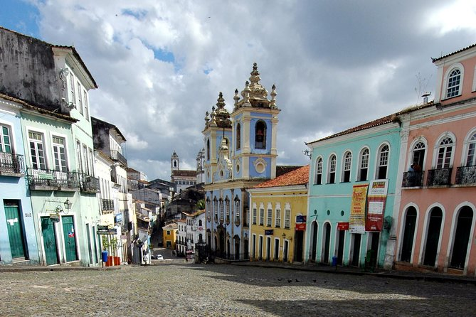 Transfer roundtrip in Salvador with Historical City Tour photo 3