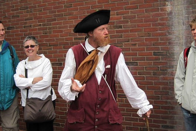 Boston Freedom Trail Walking Tour with Costumed Guide photo 2