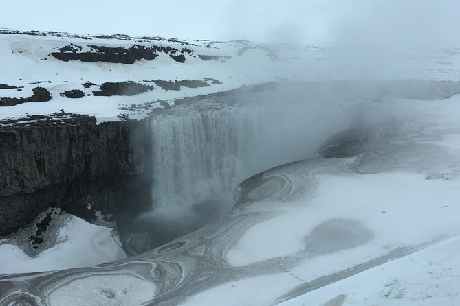 Lake Myvatn, Dettifoss and Goddafoss Waterfalls Day Tour from Akureyri