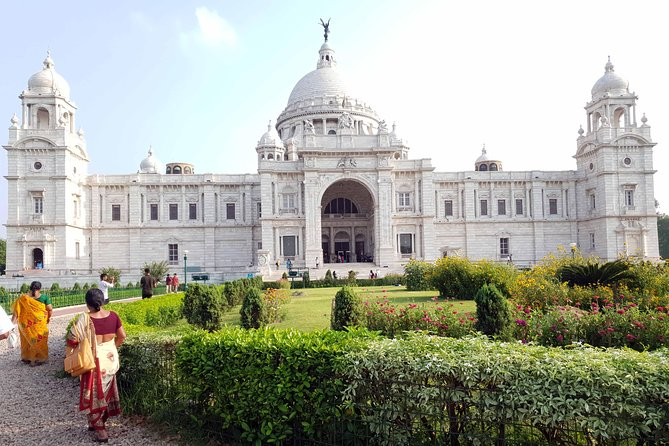 Victoria Memorial Hall Guided Tour (Including Surrounding Areas)