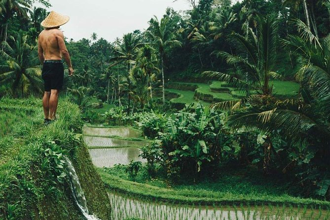 Private ubud Village & Batur Volcano view sightseeing day tour
