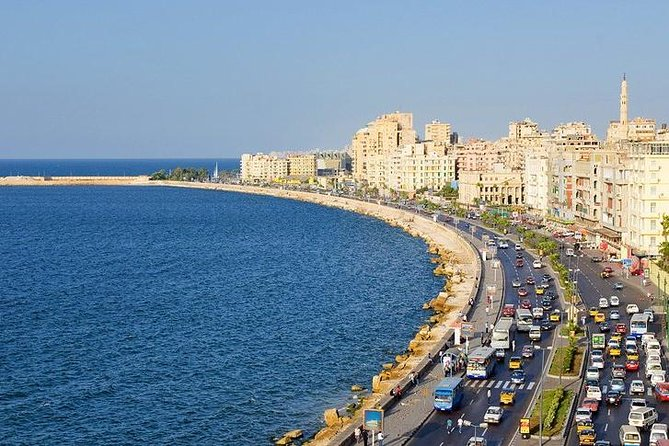 Private Full-Day Tour of Historical Alexandria From Cairo