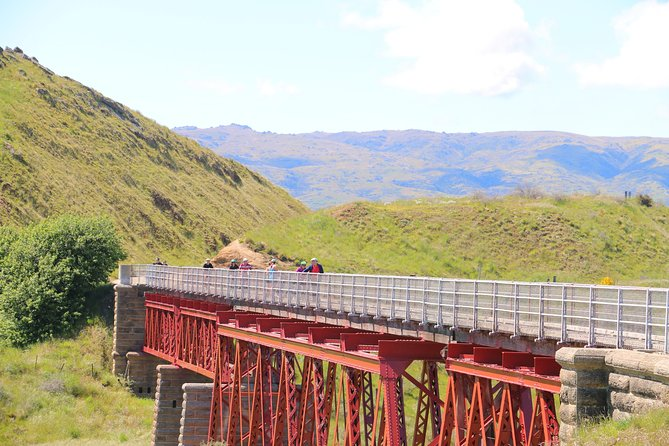 Otago Central Rail Trail One Day Wonder Cycle tour