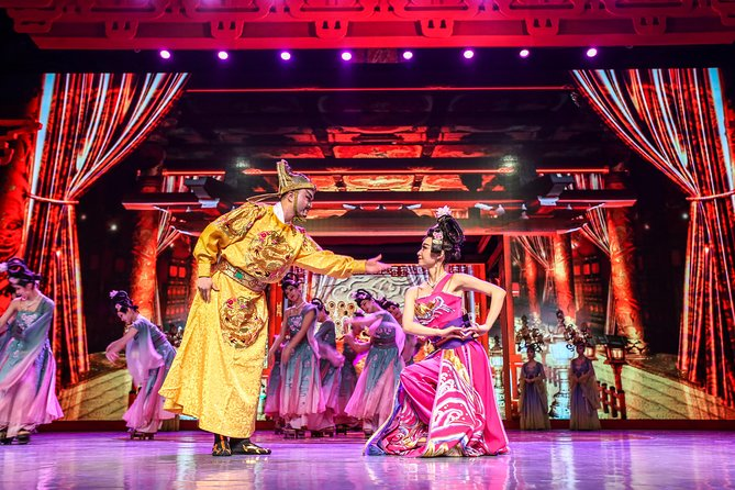 Skip the Line:Xi'an Tang Dynasty Show Ticket w/Optional Dinner and/or Transfer