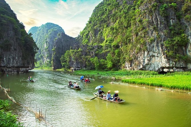 Luxury Tam Coc - Cuc Phuong National Park Private Tour 1 Day