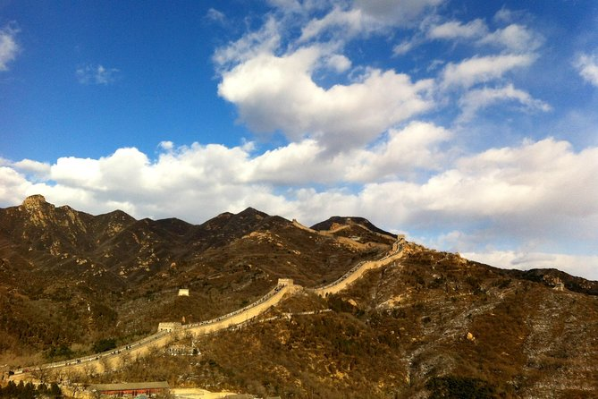 All Inclusive Great Wall Tour with Hutong Experience