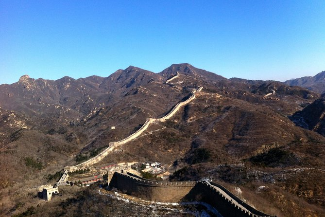 All Inclusive Great Wall Tour with Peking Duck Dadong Experience