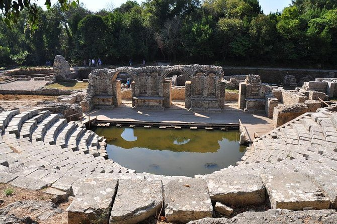 Ancient City of Butrint, UNESCO World Heritage site - A Must photo 1